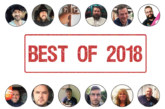 TWO MINUTES WITH… Best of 2018!