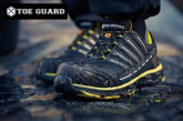 PRODUCT FOCUS: Toe Guard footwear
