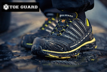 PRODUCT FOCUS: Toe Guard footwear