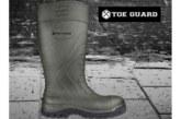 GIVEAWAY: Toe Guard Boulder Safety Wellingtons