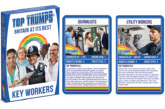 New Top Trumps deck recognises plumbers
