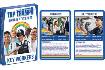 New Top Trumps deck recognises plumbers