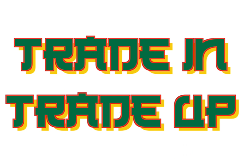 Trade In, Trade Up is coming to Toolfair Sandown on November 7th and 8th!