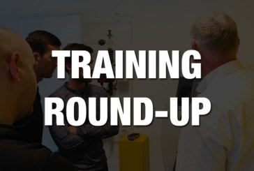 Training round-up – April 2019