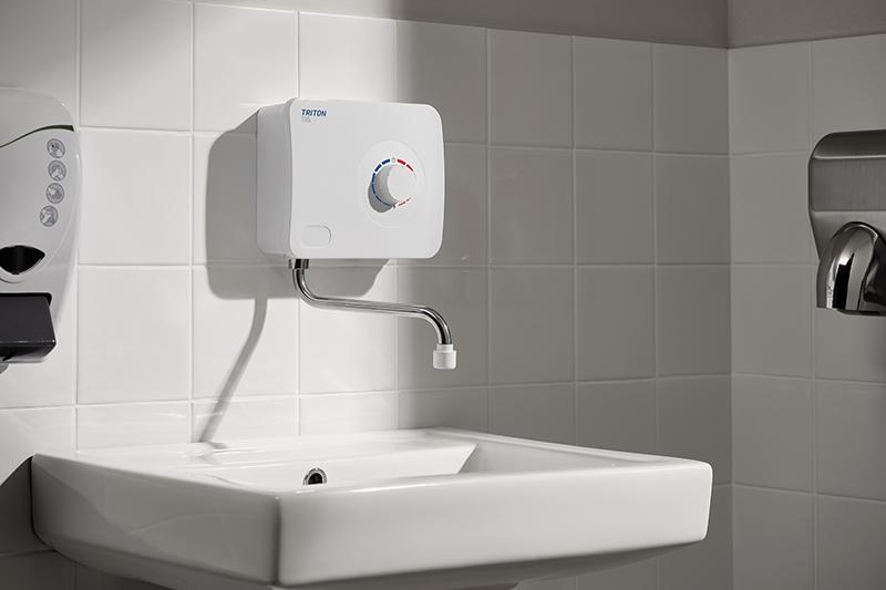PRODUCT FOCUS: Triton T30i and T30iR handwash units