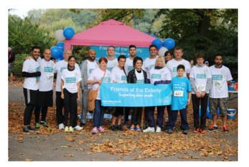 TrustATrader members run Battersea 10k for charity