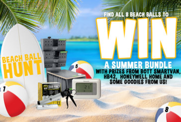 COMPETITION: TradesTed's beach ball bonanza!