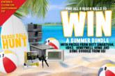 COMPETITION: TradesTed's beach ball bonanza!
