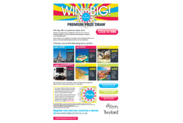Twyford announces prize promotion