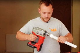 WATCH: Uponor Q&E Shrink-Fit demo