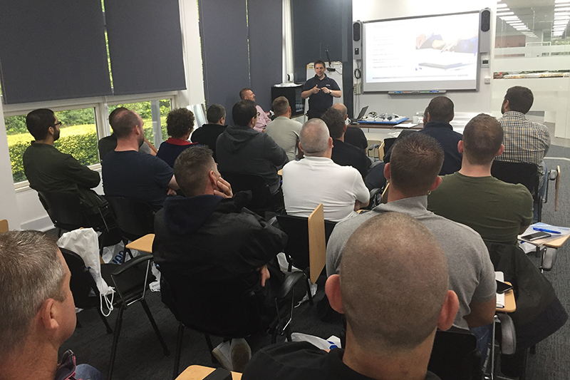 2,000+ certificates awarded through Uponor's training programme