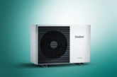 Vaillant unveils new heat pumps