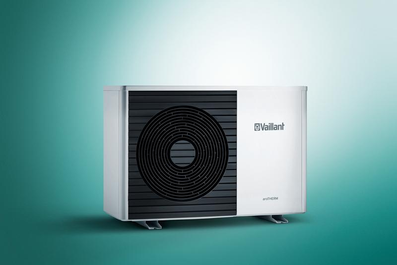 Vaillant unveils new heat pumps