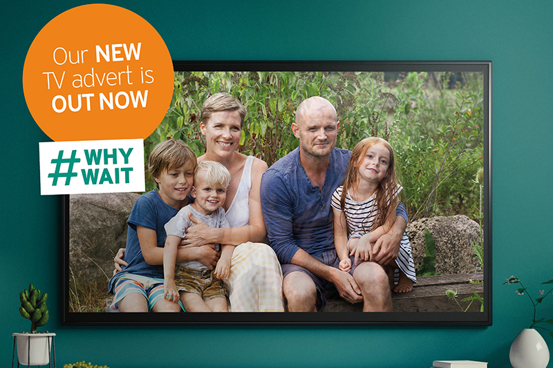 WATCH: Vaillant unveils Why Wait? campaign and TV advert