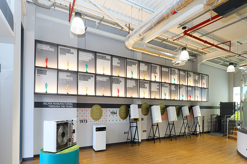 Vaillant opens brand new Customer Experience Centre
