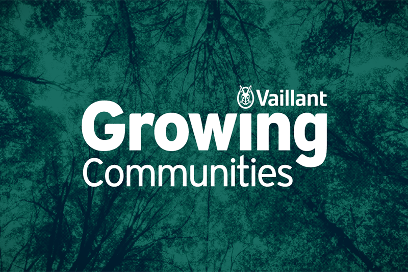 Vaillant unveils partnership to expand Tiny Forest initiative