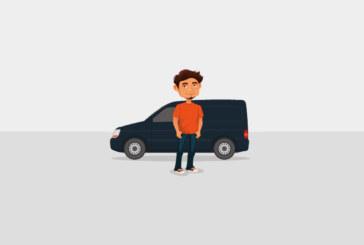 Van driver habits revealed