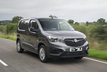 VAN WEEK 2021: The Vauxhall Combo leads the way in small van sales