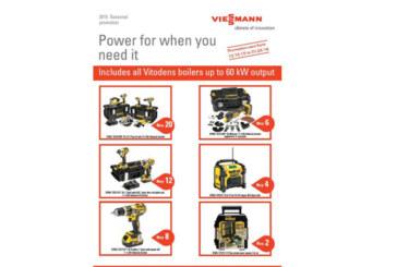 Viessmann rewards installers