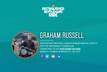 Viessmann MD's fundraising ride