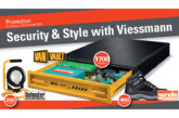 Viessmann offers free products to fight van tool theft