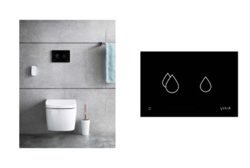 PRODUCT FOCUS: VitrA Smart Panel flush plate