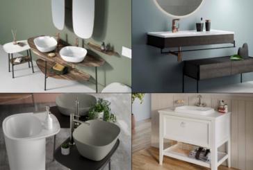 Seven bathroom trends for 2020
