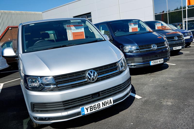 'Back to school' used van deals from Volkswagen Commercial Vehicles