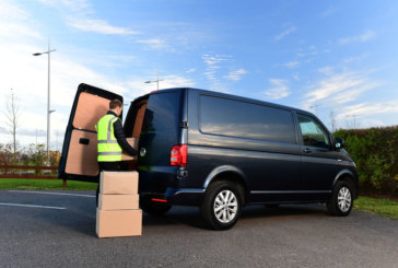 Van drivers risking accidents because of heavy loads