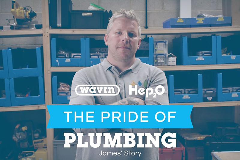 WATCH: Pride of Plumbing   James Crabb's story