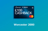 £100 cashback offer launched on Worcester 2000 range