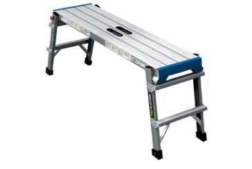 PRODUCT FOCUS: Werner 79025 Aluminium Professional Work Platform