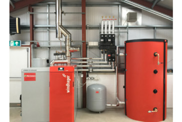 Windhager DuoWIN boiler comes to the UK
