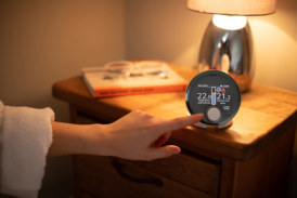 COMPETITION: Win an Ideal Heating Halo room stat!