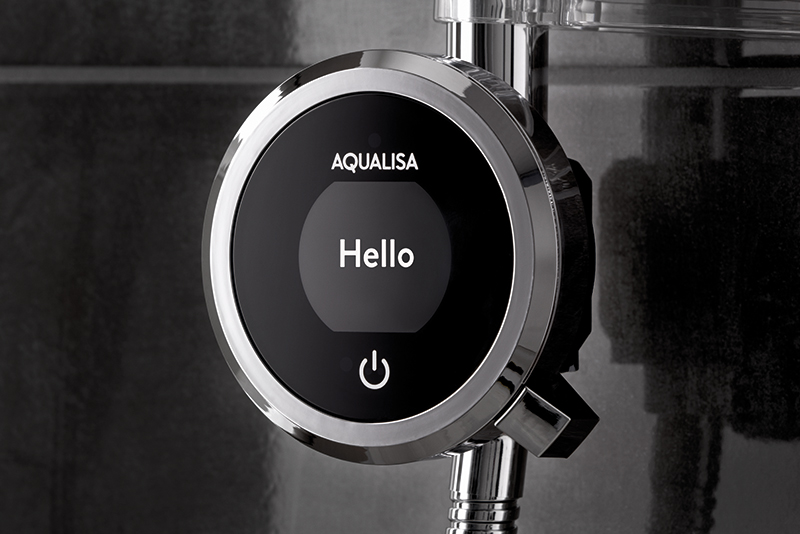 2020 PRODUCT REVIEW: Aqualisa Smart Quartz Collection