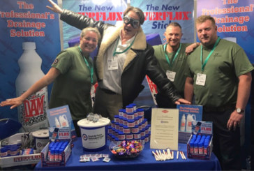 Wiseman thanks plumbers for fundraising help