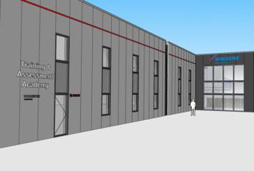 Worcester unveils £2.3m training expansion plans