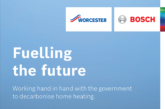 Decarbonisation white paper published by Worcester Bosch