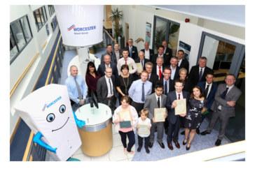 Worcester rewards environmental excellence