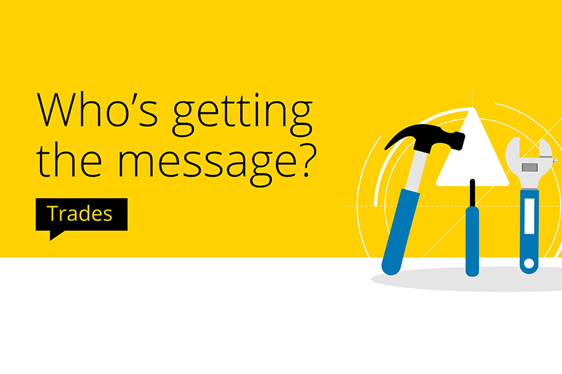 Instant messaging services are key for tradespeople to thrive post COVID-19